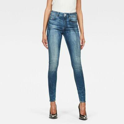 G-star 3301 High Waist Skinny Jeans