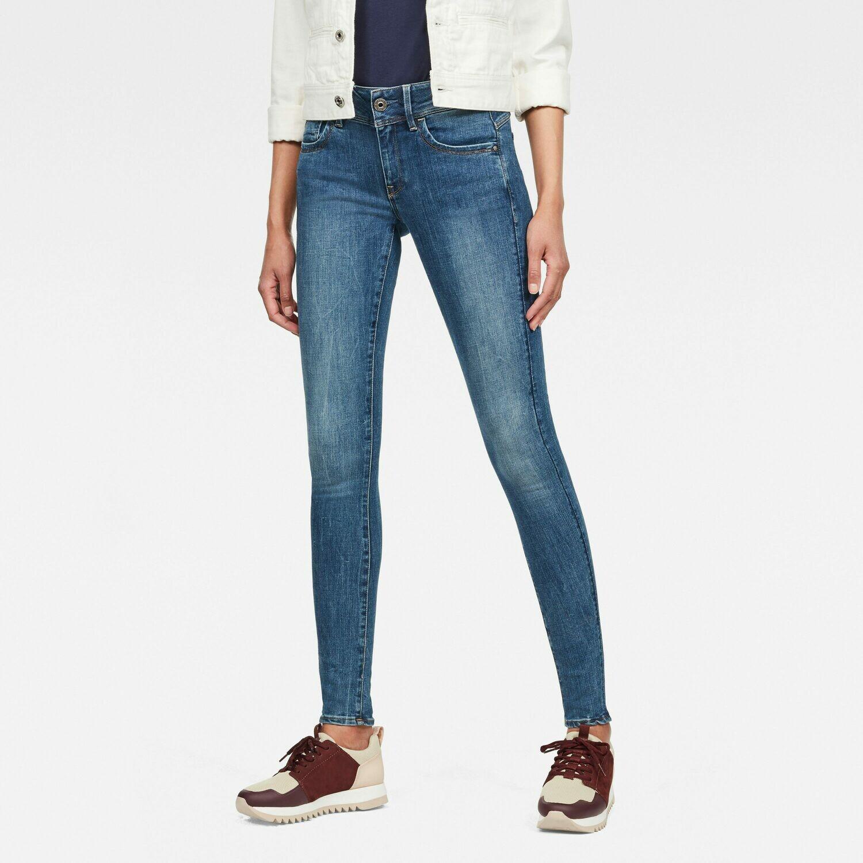 G-star Lynn Mid Super Skinny Jeans
