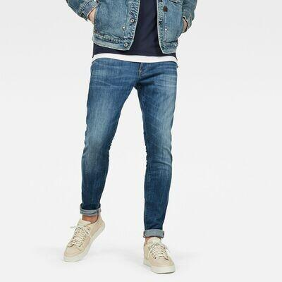 G-star Revend Skinny Medium Indigo Aged