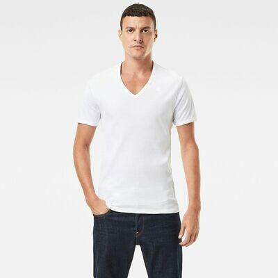 G-STAR Basic V-Neck T-Shirt 2-Pack
