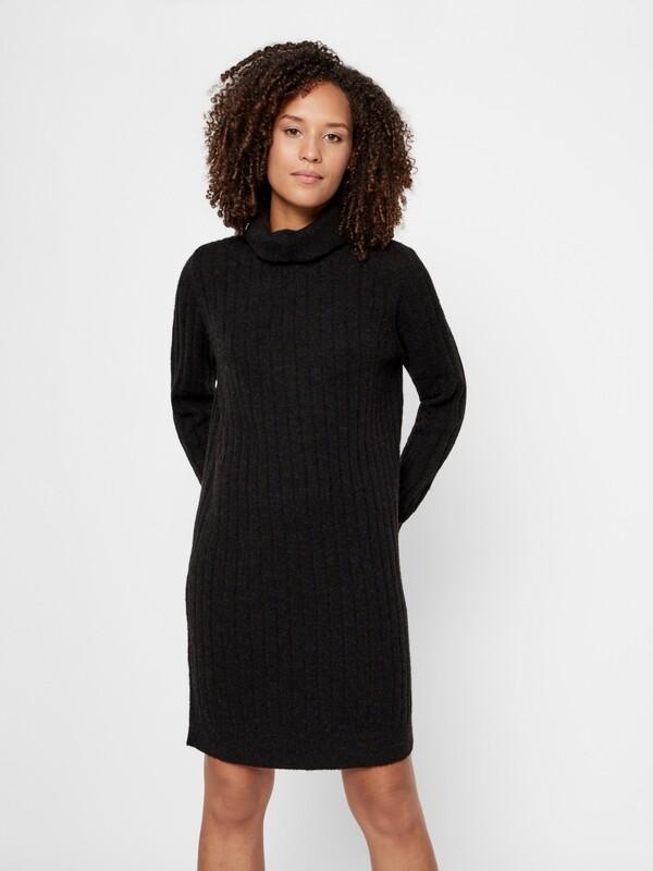 YAS Campus Knit Dress