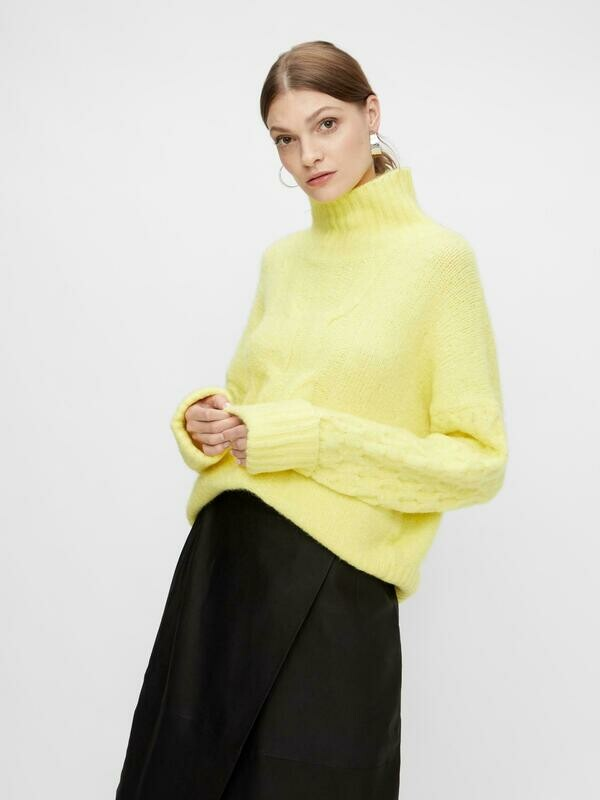 YAS Yolanda Knit Pullover