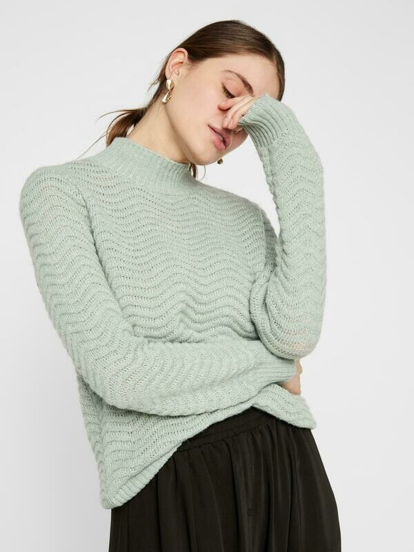 YAS Betricia Knit Pullover