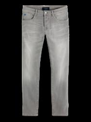 Scotch&Soda Ralston - Stone And Sand Light Regular slim fit jeans
