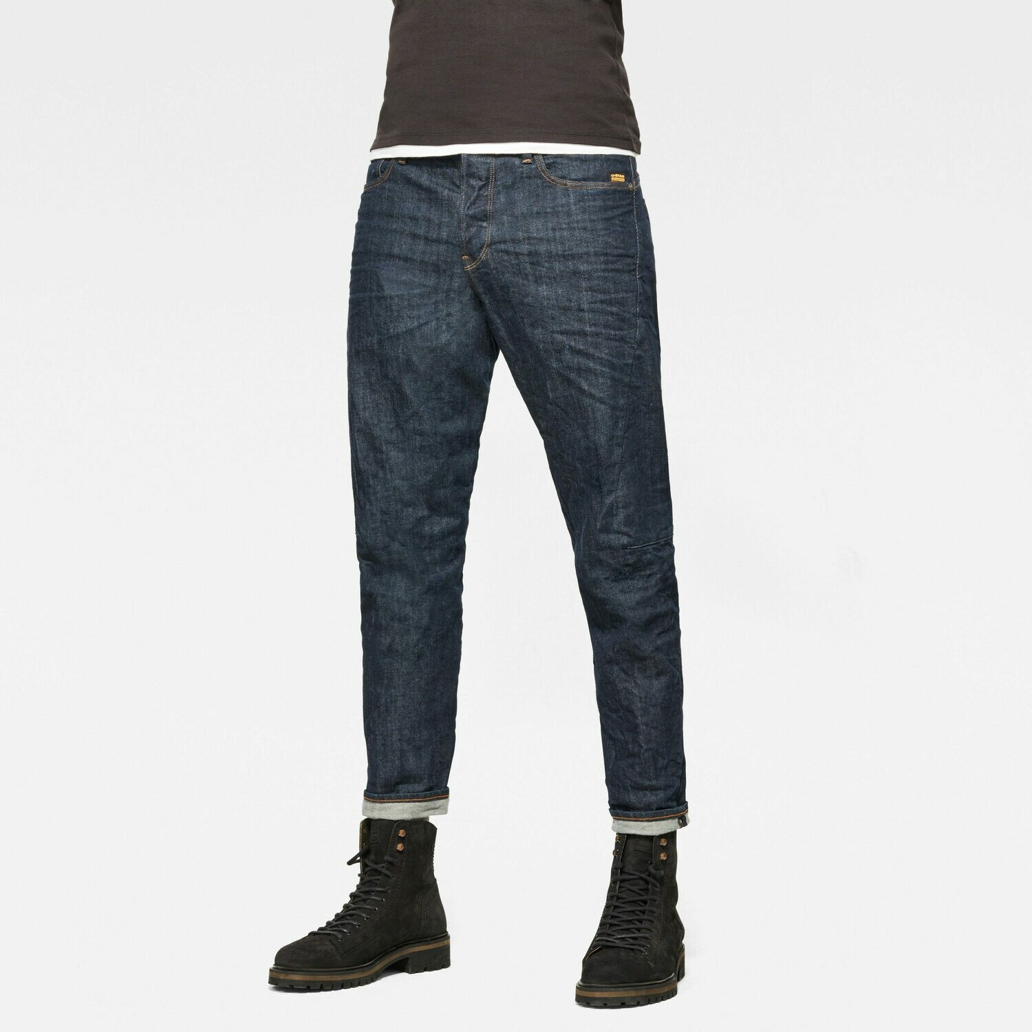G-star Scutar 3D Slim Tapered Jeans 3D Raw Denim