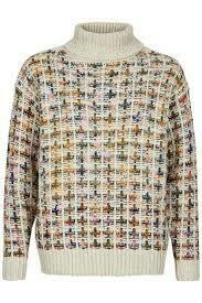 NÜMPH Nubatel Pullover