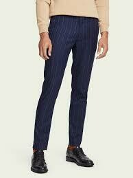Scotch&Soda  MOTT Klassieke Chino Super Slim Fit