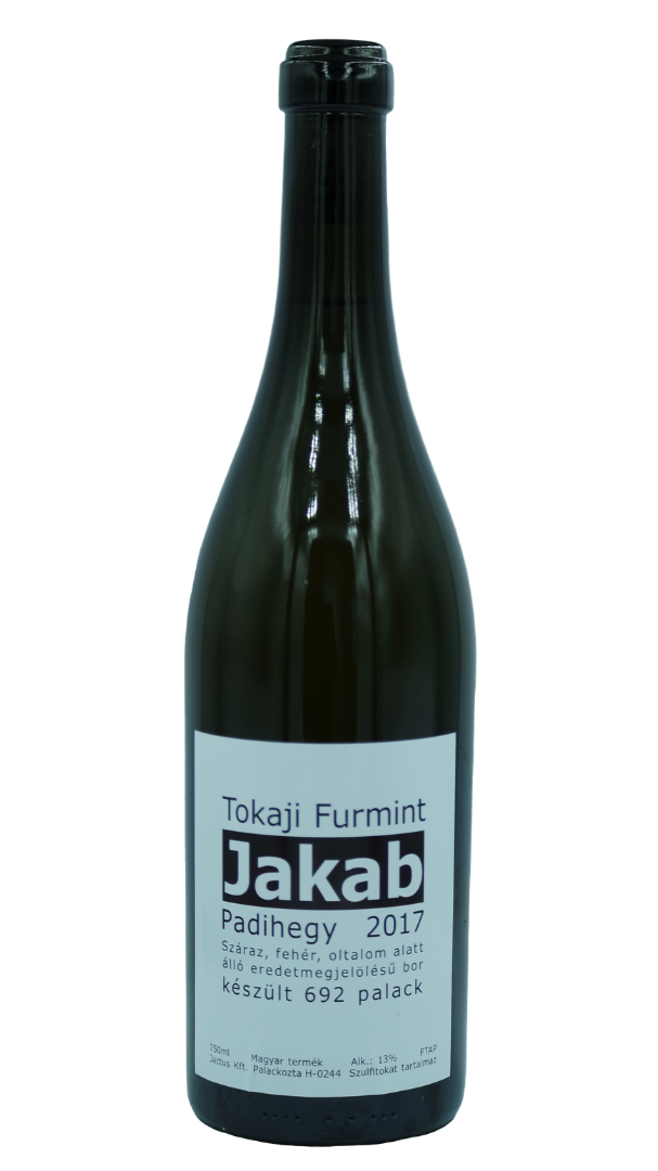 2017 JAKAB Padi-hegy Tokaj, White 75 cl