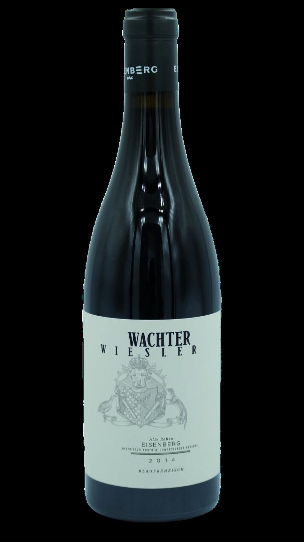 2014 WACHTER WIESLER Eisenberg Alte Reben, Red 75 cl