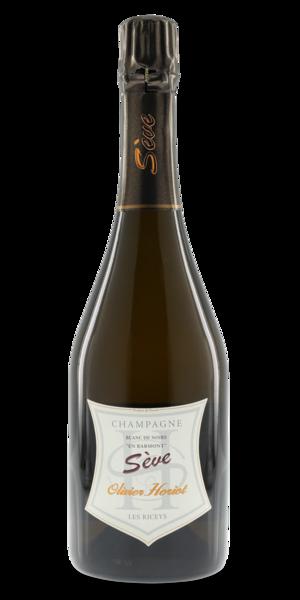 Champagne Sève Blanc de Noirs Brut Nature 75 cl