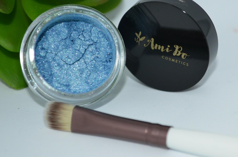 Ocean Blue Eyeshadow