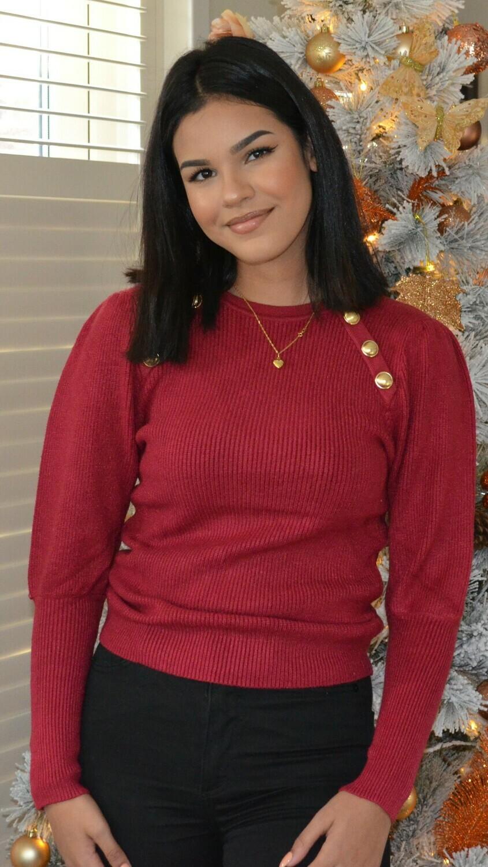 Sweater Lady in 3 kleuren