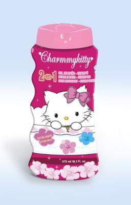 CHARMMYKITTY - Bath&Shampoo 475ml