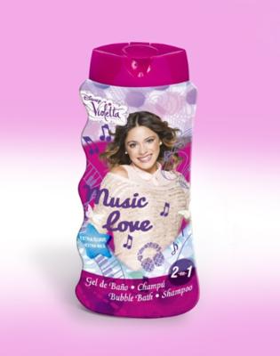 VIOLETTA - Bath&Shampoo 475ml