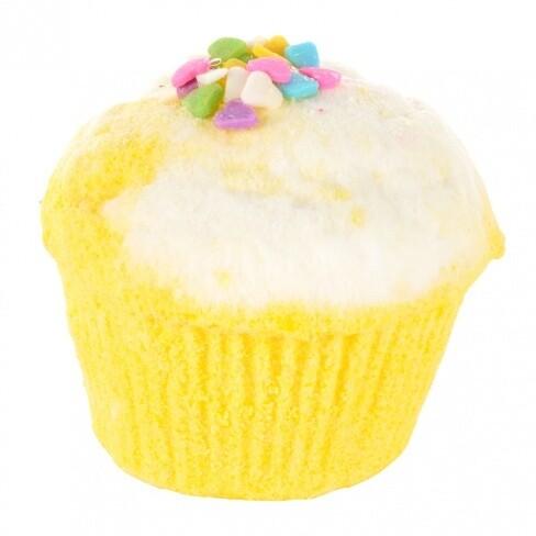 cup-cake geel