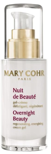 Nuit de beauté Mary Cohr