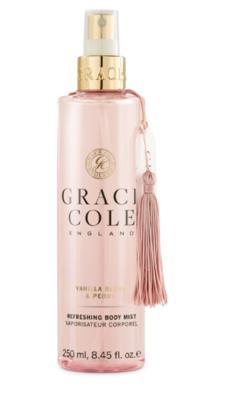 GRACE COLE - BODY MIST 250ml - Vanilla Blush & Peony
