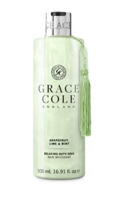 GRACE COLE - FOAM BATH 500ml - Grapefruit, Lime & Mint