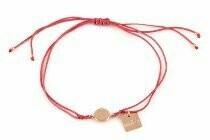 Bracelet Hot ananas 172996 roze