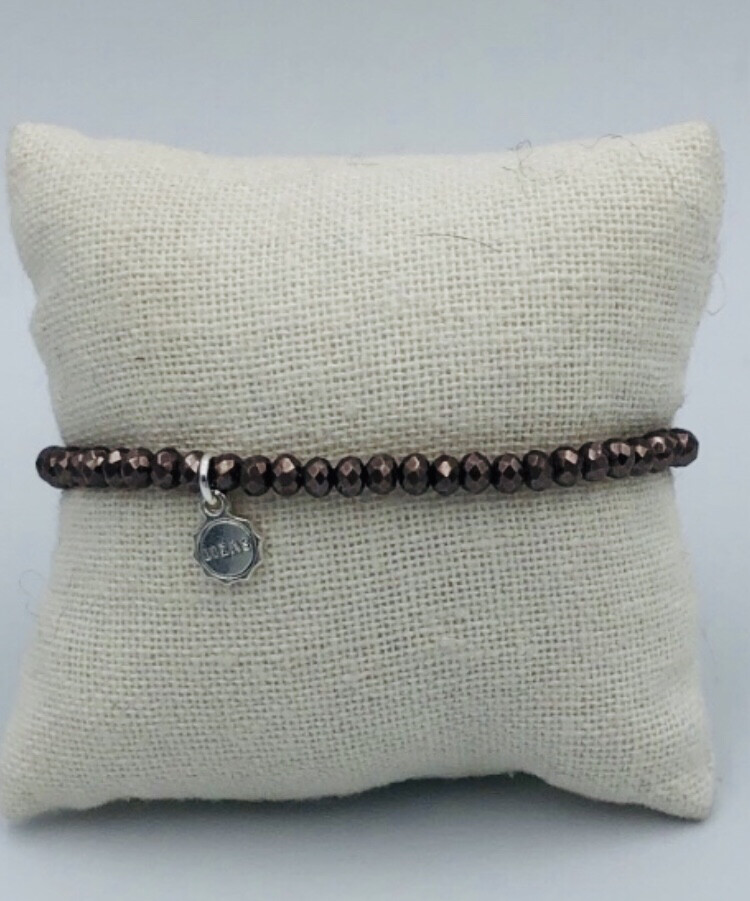 Armband Lizas Brons