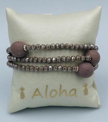 Armbanden Set Lizas beige
