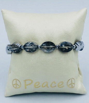 Armband Lizas Zilver