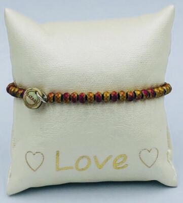 Armband Lizas Regenboog