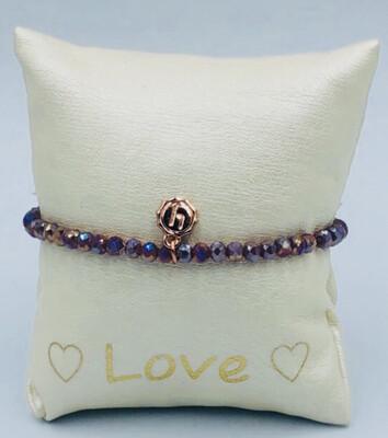 Armband Lizas lila