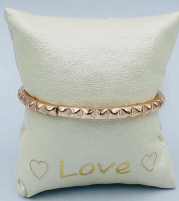 Armband Lizas Vast Rosé