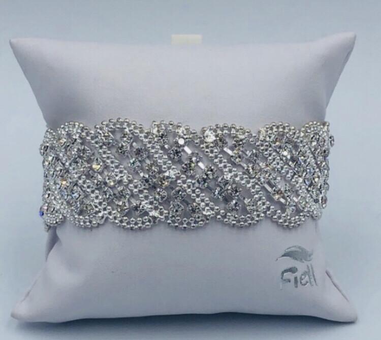 Armband Lizas Breed Glitter