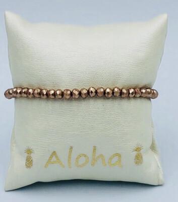 Armband Lizas Koperkleur