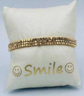Armband Set Lizas Gold Fijn