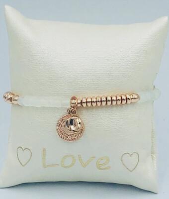 Armband Lizas wit
