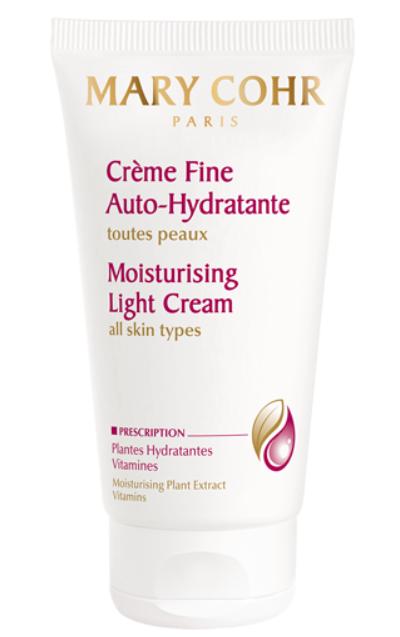 Crème Fine Auto-Hydratante Mary Cohr