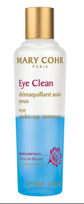 Eye clean Mary Cohr