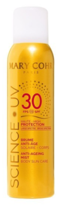 Spf 30 Brume Anti-Age Corps Mary Cohr