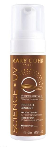 Perfect Bronze AutoBronzant Corps Mary Cohr