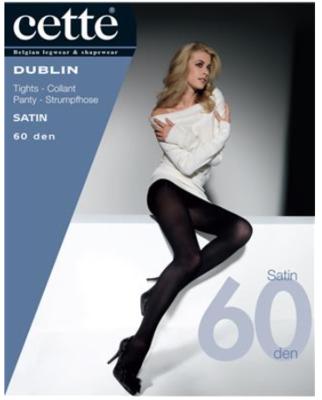 Dublin panty 60 Den