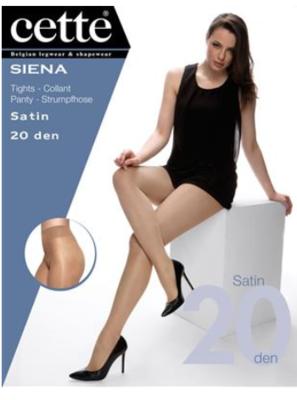 Siena panty 20 DEN Satin