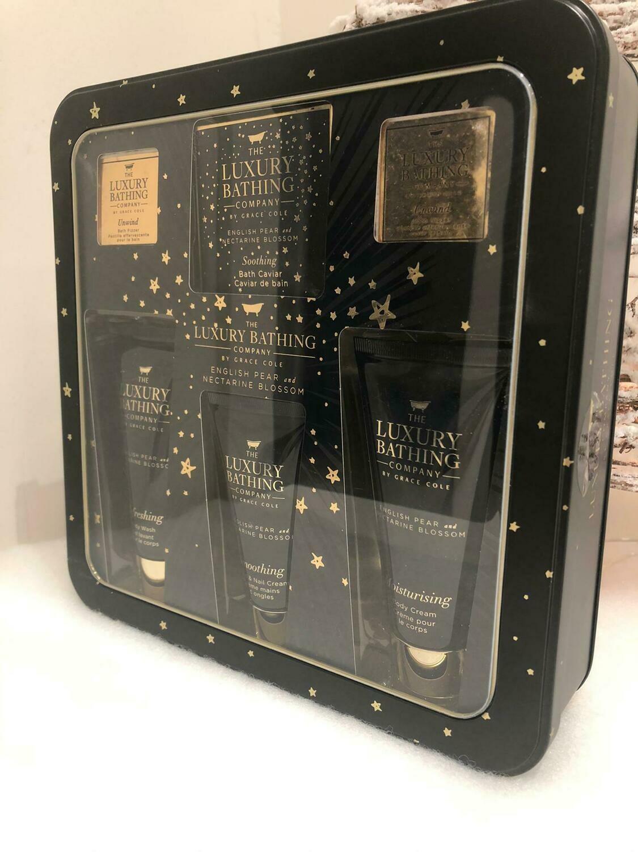 Set luxe doos zwart