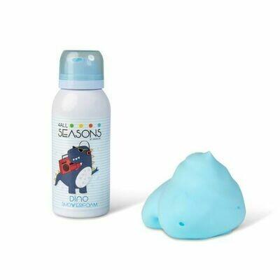 Shower foam Dino