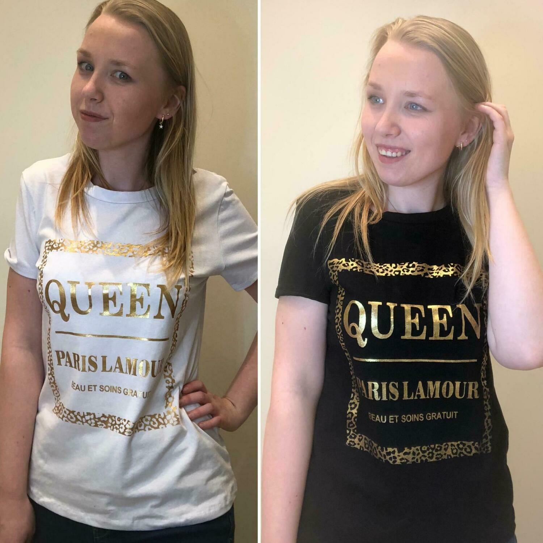 T-Shirt Koningin