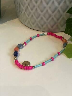 Armband kleurtjes