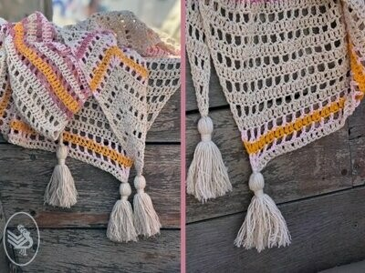 Meant to be shawl