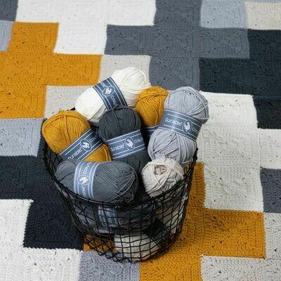 Durable Criss-Cross Blanket