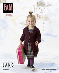 Lang Yarns FAM Omega Patronen Boekje