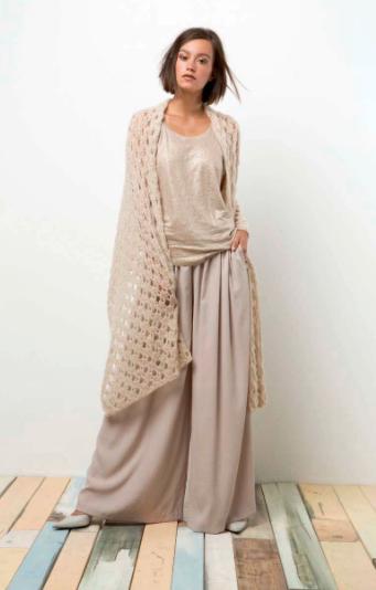 Garenpakket Sjaal