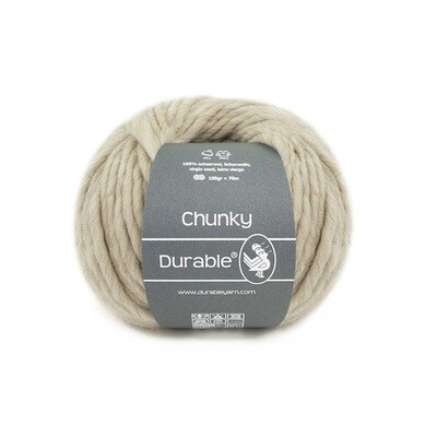 Durable Chunky Wool