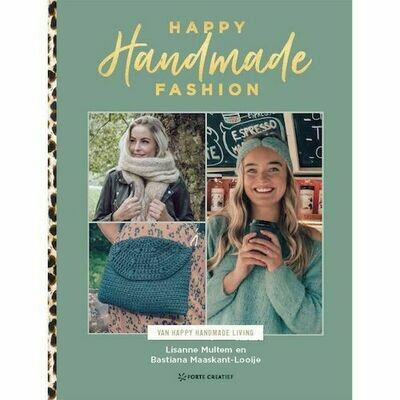 Boek Happy Handmade Fashion
