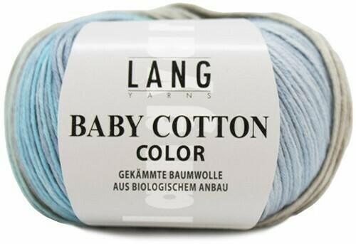 Lang Yarns Baby Cotton Color